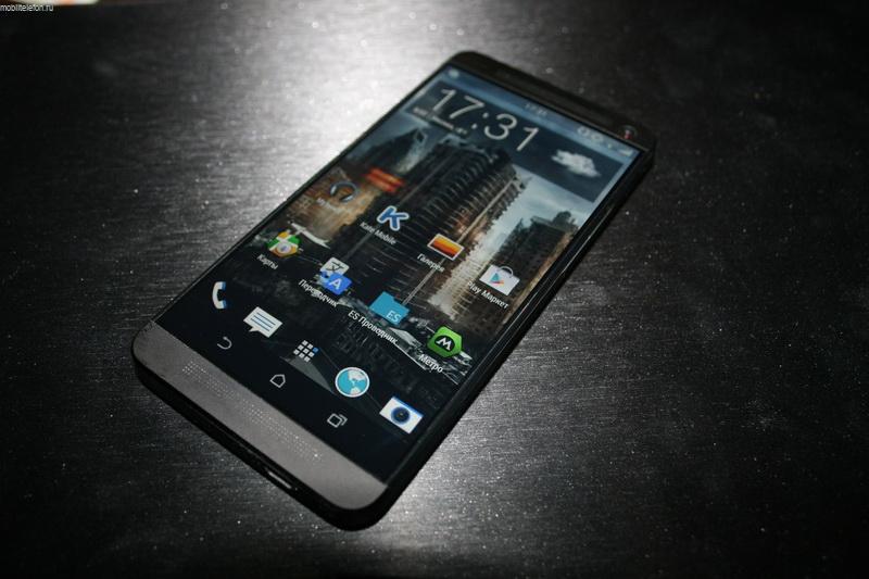 Noi presupuse imagini cu HTC M8 Își fac apariția, de această dată fotografii hands on