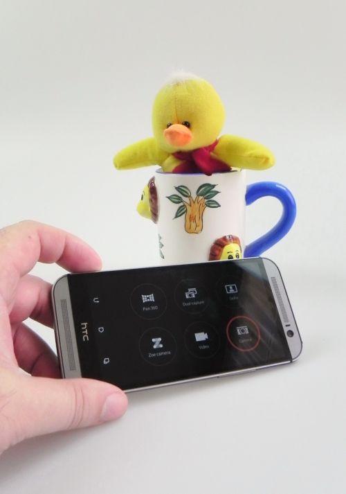 Sunctiile camerei lui HTC One M8
