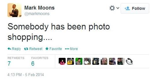 Fotografia de ieri ce Îl Înfățișa pe HTC M8 s-a dovedit a fi falsă; directorul regional HTC, Mark Moons confirmă