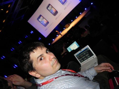 Conferinta de presa HTC MWC 2011