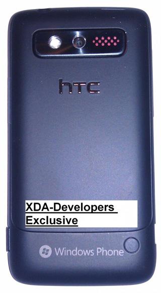 HTC Mazaa, următorul telefon Windows Phone 7, acum În imagini proaspete