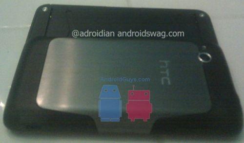 Imagini in premiera cu un prototip de smartphone HTC Android cu procesor de 1.2 GHz