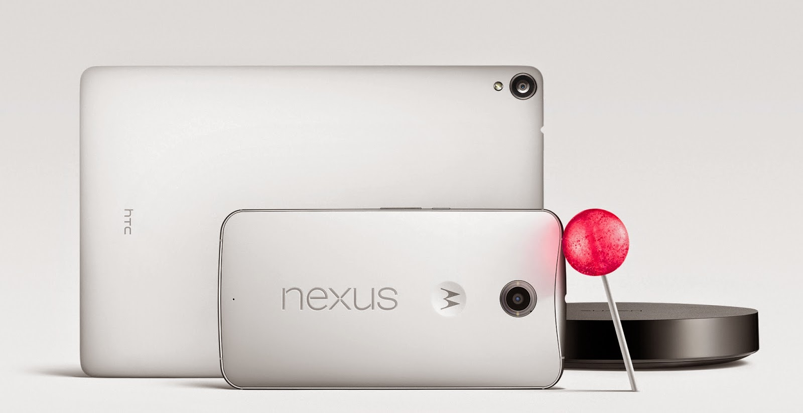 HTC Nexus 9 si Motorola Nexus 6