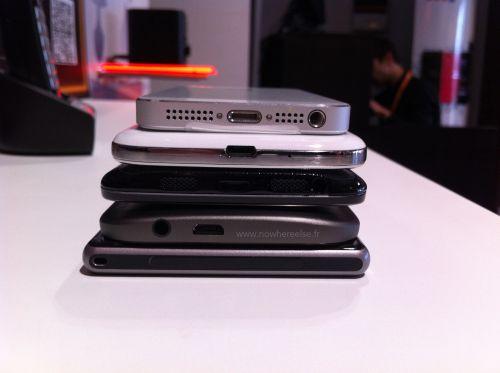Noul HTC One apare Într-o serie completă de fotografii comparative
