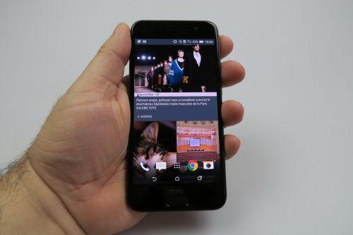 Ecranul lui HTC One A9