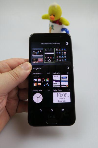 Setari HTC One A9