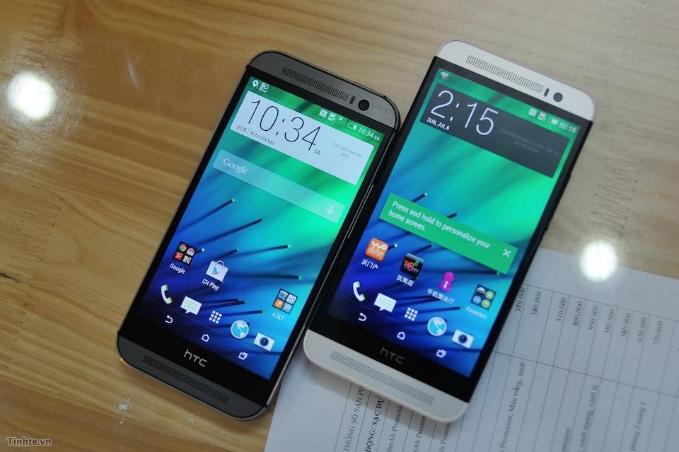 HTC One (E8) scos din cutie În Vitenam; acesta aduce În pachet aceleași accesorii ca și modelul flagship