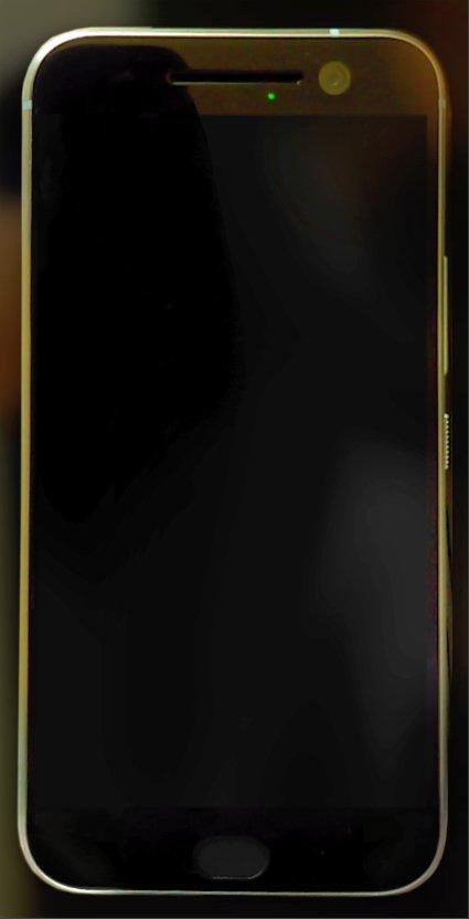 HTC One M10 se dezvăluie în prima imagine scăpată de @evleaks, renunţă la logo-ul HTC din zona frontală