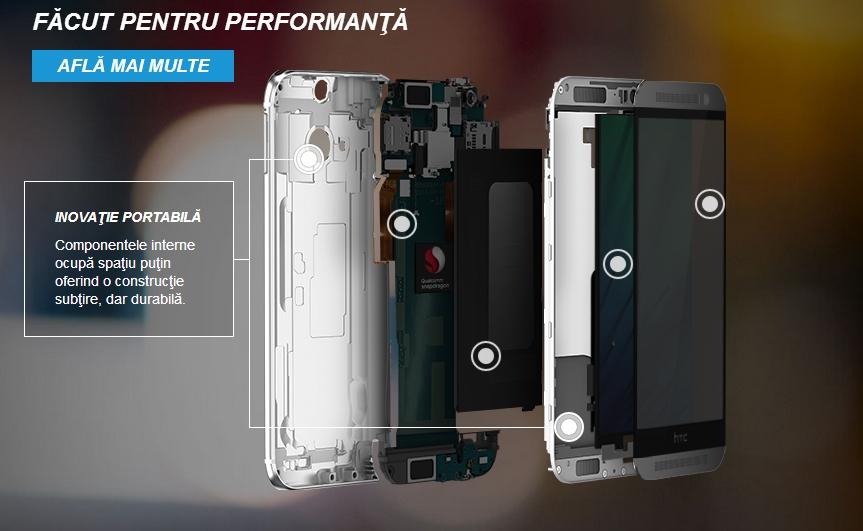 HTC One (M8) Își face apariția Într-o imagine ce prezintă varianta de culoare neagră