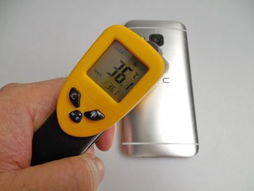 HTC One M9 si supraincalzirea