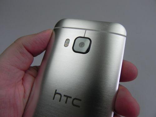 HTC One M9 vine cu o cameră de 20 de megapixeli, cu senzor Toshiba