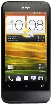 HTC One V În două variante de culoare: negru și mov