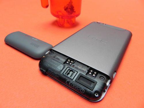 HTC One V desfacut