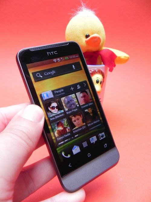HTC One V - aplicatii