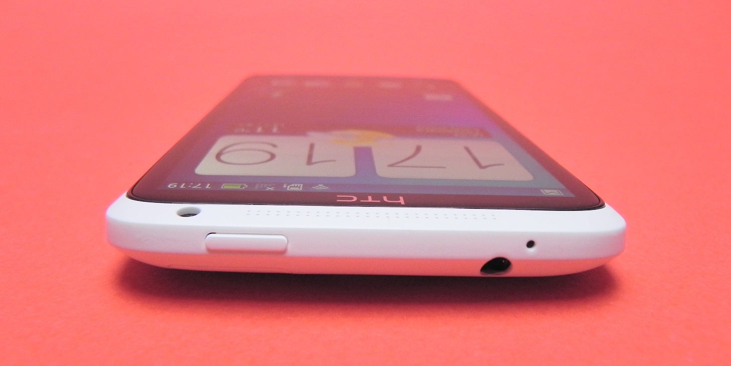HTC One X top