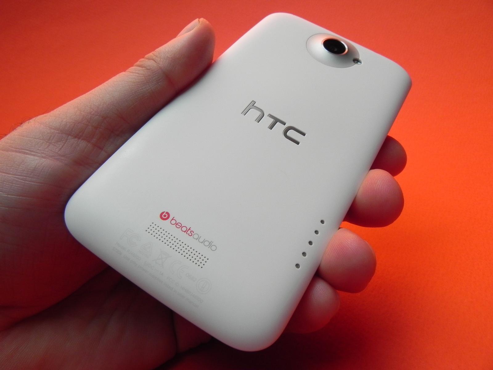 HTC One X spate