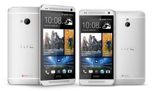 HTC One si HTC One mini
