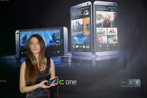 HTC One - lansarea În România