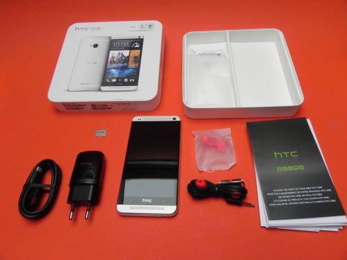 Scoatem din cutie HTC One