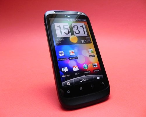 Review HTC Desire S