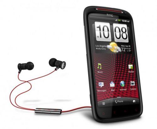 HTC Sensation XE - upgrade de performanta si de calitate audio prin tehnologia Beats