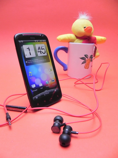 Casti HTC Sensation XE Beats by Dr. Dre - Monster