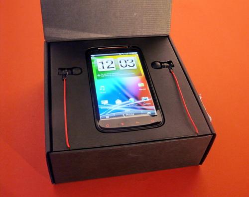 Review HTC Sensation XE