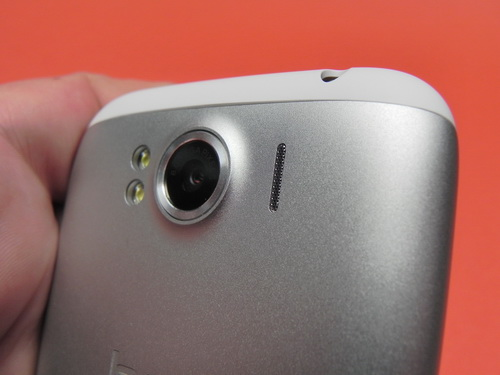 Camera lui HTC Sensation XL