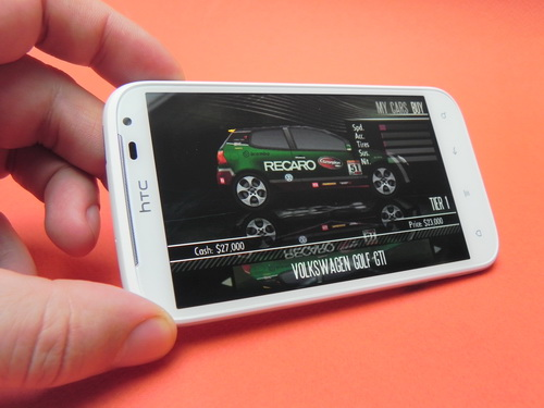 NFS pe HTC Sensation XL