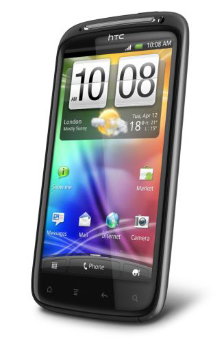 HTC Sensation, un nou telefon dual core anunțat astăzi, gata de lansare În Europa prin Vodafone