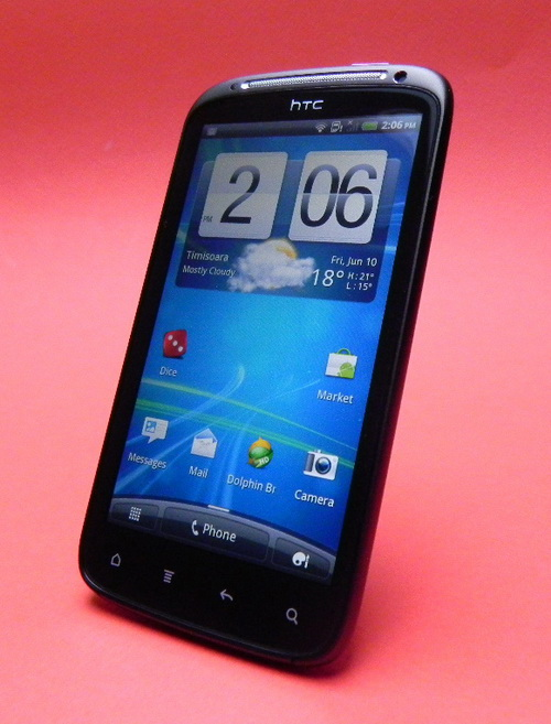 Review HTC Sensation