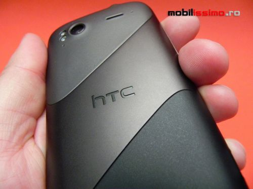Review HTC Sensation - Galerie Foto