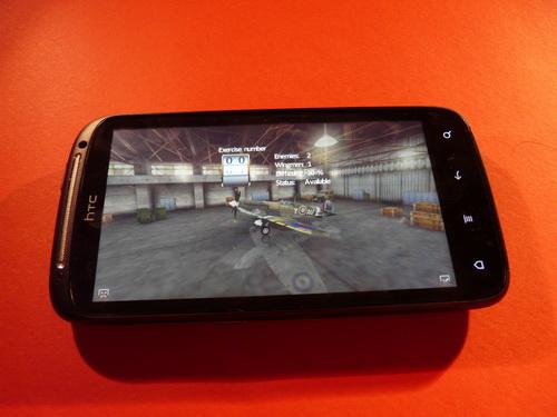 HTC Sensation - iată experiența de gaming la nivel dual core (Video)