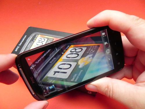 Review HTC Sensation