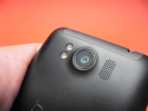 Camera HTC Titan