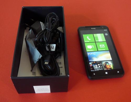 Review HTC Titan