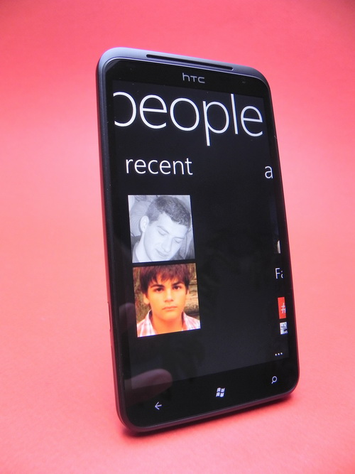 People Tile - Windows Phone Mango
