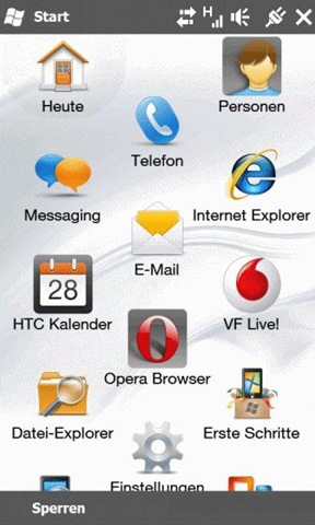 Lansarea lui Windows Mobile 6.5 debuteaza mai devreme in cazul lui HTC Touch Diamond 2