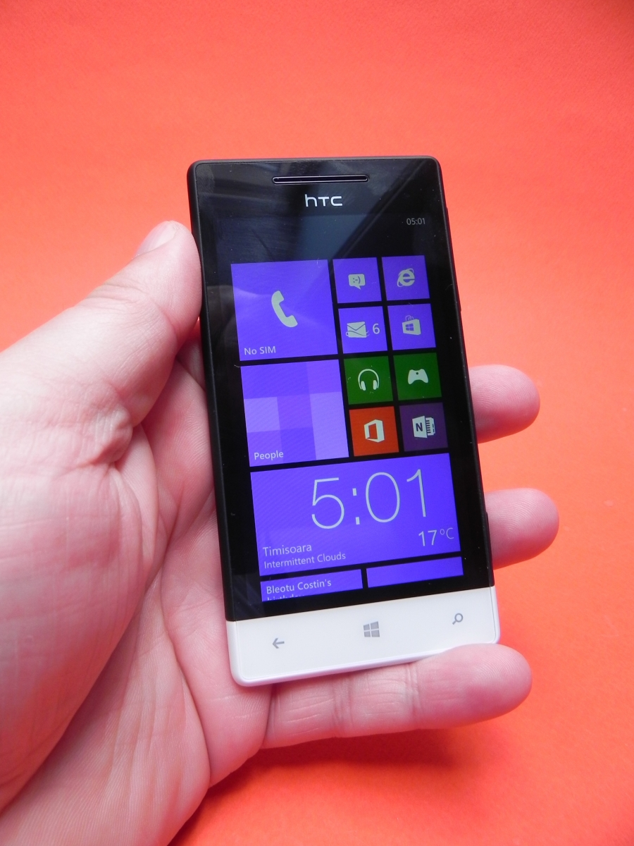 Review htc windows phone 8s telefoane gamenation for Window nation reviews