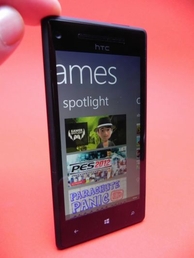 HTC 8X Xbox Music/Video
