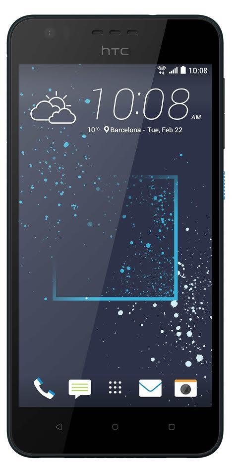 MWC 2016: HTC anunţă noi telefoane Desire cu un efect de vopsea stropită cool (Desire 530, 630, 826) şi varianta finală de headset VR Vive