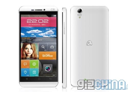 Avem deja clonă de HTC One 2? GuoMobile produce un terminal de acest gen cu CM OS la bord