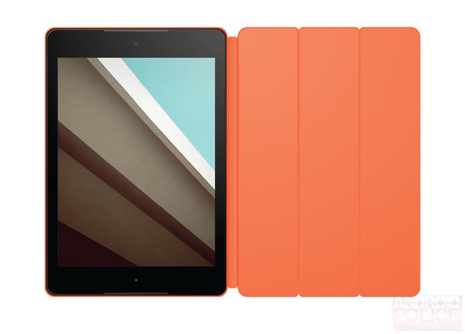 Iată cum ar putea arăta o husă de tip Smart Cover pentru viitoarea tabletă Nexus