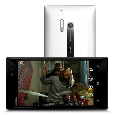 Nokia Lumia 928 - detalii tehnice oficiale, clip de tip hands-on