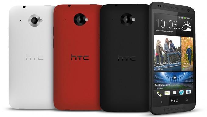 HTC anunța noile telefoane Desire 601 și Desire 300, plus versiuni albastre de One și One Mini