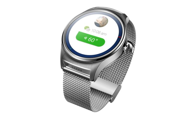 MWC 2016: Haier Watch se doreşte a fi un rival accesibil pentru Apple watch, cu o curea cu zale