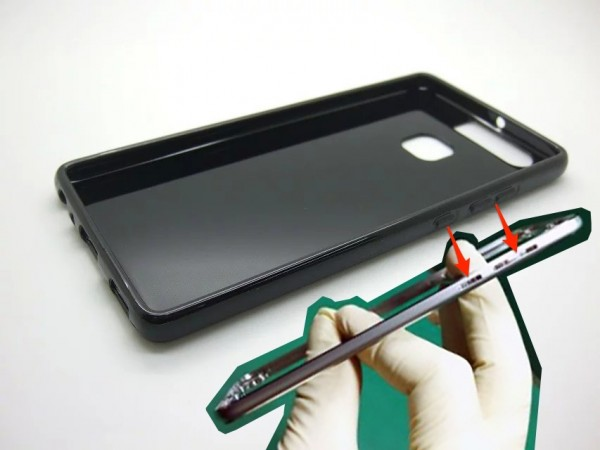 Rama metalică destinată lui Huawei P9 se afișează într-o serie de fotografii; telefonul va sosi cu port USB Type-C