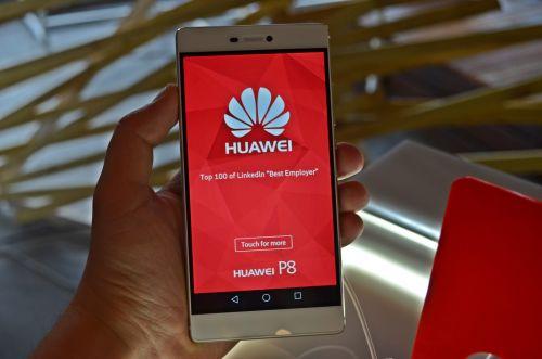 Huawei P8 este lansat oficial în România