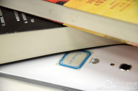 Huawei Ascend Mate 2 apare În primele imagini hands on, mamutul e gata de lansare la CES 2014