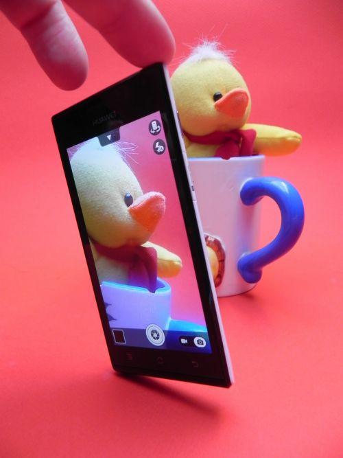 Camera lui Huawei Ascend P1